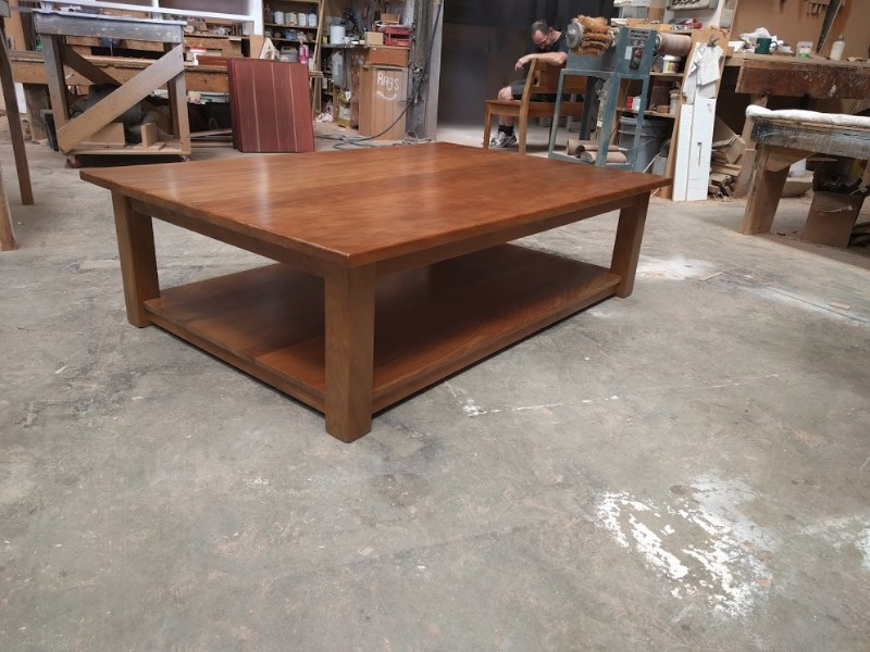 kauri coffee table