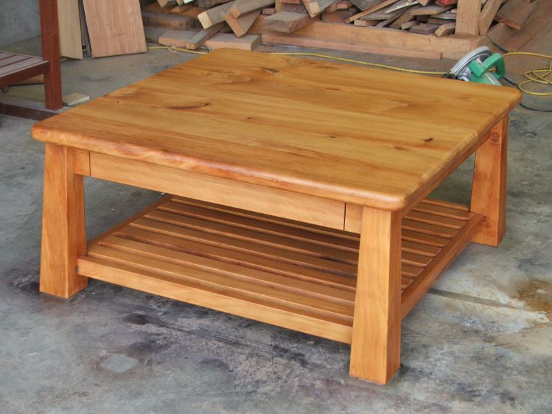 rimu coffee table