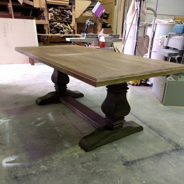 oak and ash table